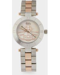 Vivienne Westwood - Westbourne Orb Watch - Lyst