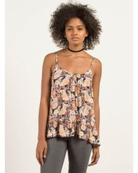Volcom - Simple Things Cami - Lyst