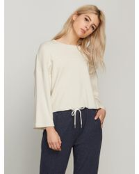 71fe759c1229c Volcom - Lived In Lounge Long Sleeve Tee - Lyst