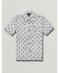 0143ad2db Forever 21 Crossed Arrow Print Shirt You've Been Added To The ...