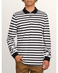 Volcom - Gon James Long Sleeve Shirt - Lyst