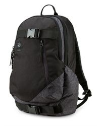 Volcom - Substrate Backpack - Ink Black - O/s - Lyst