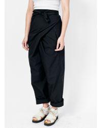 Cosmic Wonder - Basic Trousers / Black - Lyst