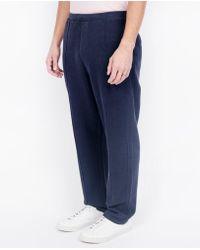 Les Basics - Long Pant / Navy - Lyst