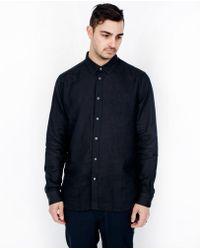 Uniforms for the Dedicated - Douglas Shirt / Black - Lyst