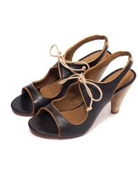 J SHOES - Black & Tan Flora Shoes - Lyst