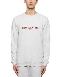 A.P.C. - New York Sweatshirt - Lyst