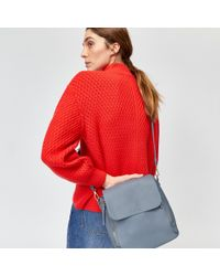 Warehouse - Two-way Faux Leather Backpack - Lyst