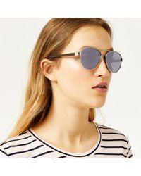 Warehouse - Aviator Sunglasses - Lyst