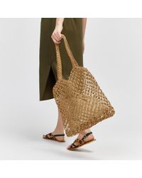 Warehouse - Knitted Bag - Lyst