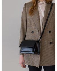 DEMERIEL - Classic Bag Black Mini - Lyst