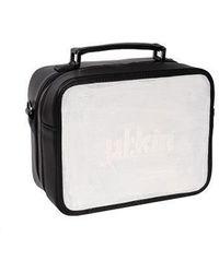 ULKIN - White Line Mini Trunk Bag_camille - Lyst