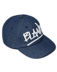 Blank - Cap Bl - Lyst