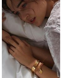 W Concept - Dial Bangle - Lyst
