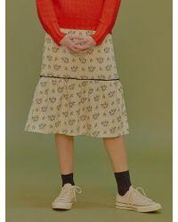 Margarin Fingers - Star Long Skirt - Lyst