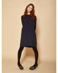 W Concept - Pin Tuck Dress - Lyst