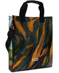 ULKIN - Upcycling Cross Tote Bag Piet - Lyst