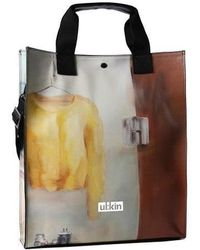 ULKIN - [unisex] Upcycling Cross Tote Bag Piet - Lyst