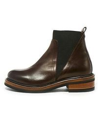 W Concept - Sobone Cls Mid_brown - Lyst