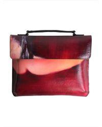 ULKIN - [unisex]upcycling Satchel Bag Roy - Lyst