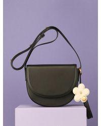 UNDER82 - Camilla Mini Shoulder Bag Black - Lyst