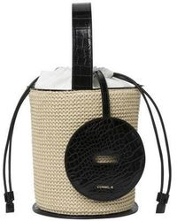 COMME.R - Woven Bucket Bag 2colors - Lyst