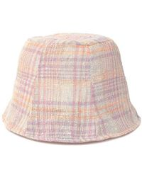83adc8df814aa7 Awesome Needs - Wavy Lampshade Hat Rainbow - Lyst
