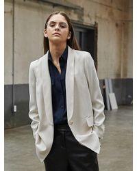 COLLABOTORY - Dressy Shawl Collar Jacket - Lyst