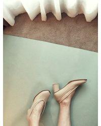 Wite - C04 Hazle Pipe Court Shoes - Lyst