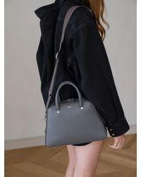 DEMERIEL - City Bag Grey - Lyst