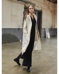 COLLABOTORY - Utility Zip Trench - Lyst