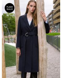 W Concept - [3days Only][flash Sale] Handmade Wool Coat - Lyst