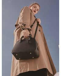 DEMERIEL - City Bag Black Medium - Lyst
