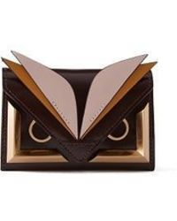 VOUMUIEL - Tiny Bag_bird_burgundy - Lyst