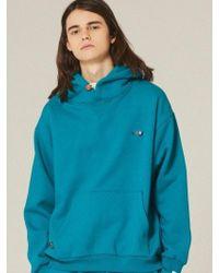 W Concept - [unisex] Colorful Logo Sweatshirts Hoodie Lt188 - Lyst