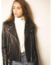 Blanc & Eclare - Sidley_black Jacket - Lyst