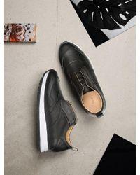 Gram - [women] 442g Black Top Grain Leather - Lyst