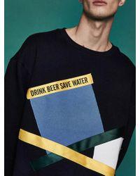 DBSW - Patchwork Sweatshirts - Lyst
