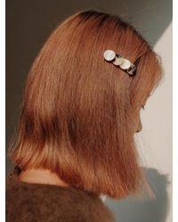 W Concept - [exclusive] Leopard Point Hair Clip - Lyst
