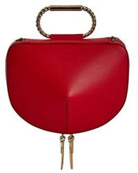 COMME.R - Solarbag - Red - Lyst