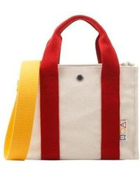 ANDSEEYOU - Jt10 Tote Ha1810 Ivory - Lyst