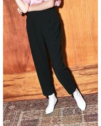 COLLABOTORY - Bacma6007m Soft High Waist Cocoon Pants - Lyst