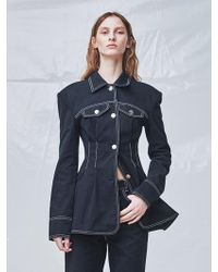 Fleamadonna - Stitch Pocket Jacket - Lyst