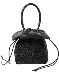 COMME.R | Newglitter Bag_black | Lyst