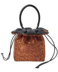 COMME.R | Newglitter Bag_orange | Lyst
