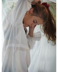 W Concept - Via Javi See-through Dress - Lyst