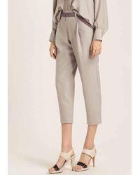 W Concept - Color-block Pants - Lyst