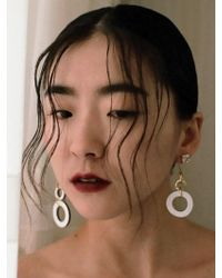 VON DITOLE | Sure Hole Earring | Lyst