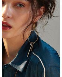 W Concept - Swing Stick Earring - Lyst