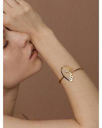 CONTEMPOH - Picasso Face Cuff Bracelet - Lyst